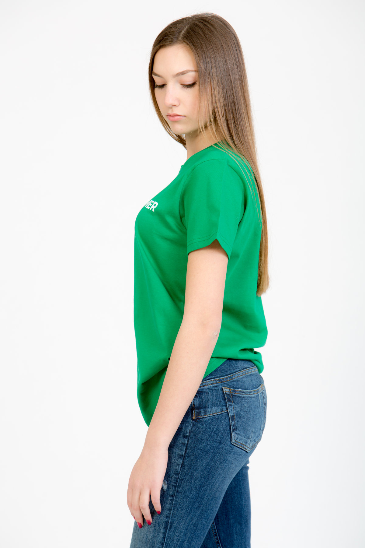 LERÊVERIES - T-shirt Donna Modern Dreamer Colore Verde - B