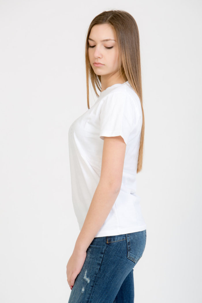 LERÊVERIES - T-shirt Donna Eco DREAM Colore Bianco - B