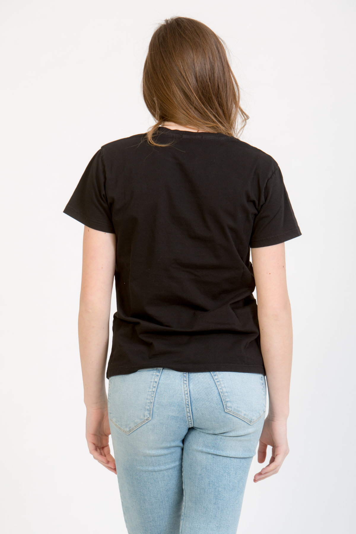 LERÊVERIES - T-shirt Donna Eco DREAM Colore Nero - C